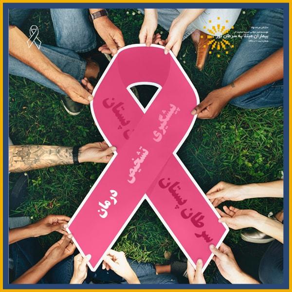 تشخیص، پیشگیری و درمان سرطان پستان